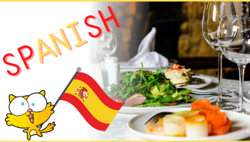 50 Spanish phrases that are useful in restaurants - Dialogues in Spanish in restaurants