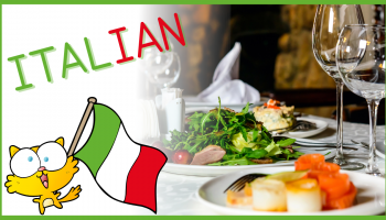 50 Italian phrases that are useful in restaurants - Dialogues in Italian in restaurants